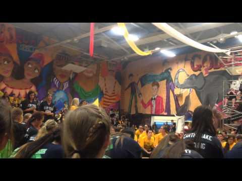 2015 West Babylon Senior High School Blue and Gold scores!!! Night 3/3 (FINAL SCORES)