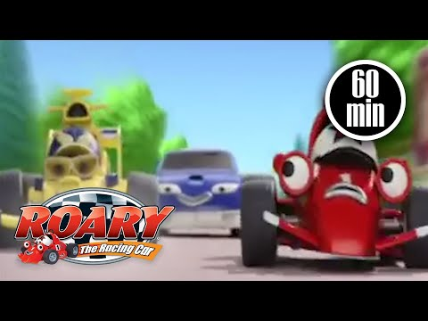 Roary The Racing Car Official | Roarys Demolition Derby | Kids Cartoon | Videos For Kids