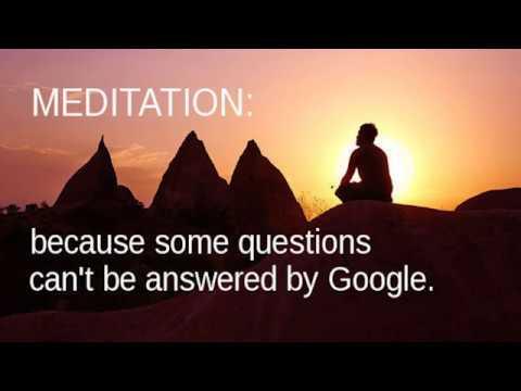 Wellbeing, Simplified - Meditation Short Nov14, 2017