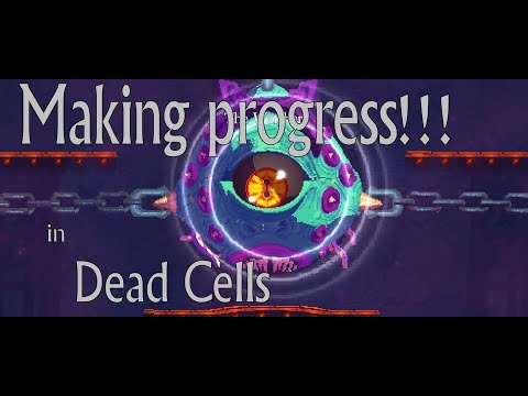 Making progress! - Dead Cells (no commentary)