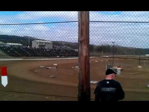 Bug Day at Big Diamond Raceway Late Models 03/25/12