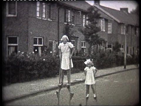 Netherlands 1948 around Haarlem