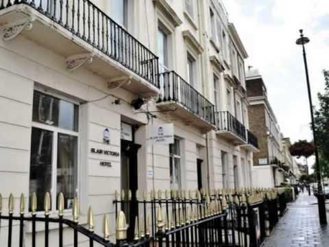 Hotels near Buckingham Palace accommodation London b&b