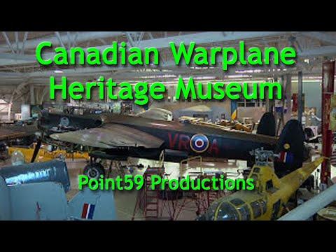 Canadian Warplane Heritage Museum in Hamilton (news story)