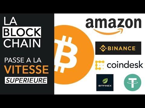 La Blockchain passe à la vitesse supérieure [Actualité – May 19]