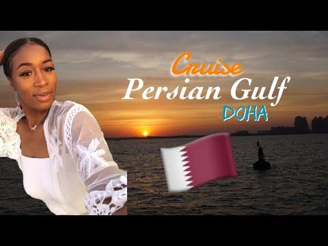 [video] Vlog: Beautiful Sunset In Persian Gulf Cruise
