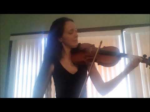 Paganini Caprice No. 21 — Corey Johnson