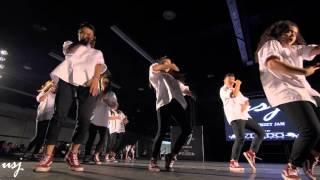 Junior Hit-List 3rd Place Varsity | FRONTROW | Urban Street Jam 2016 #urbanstreetjam