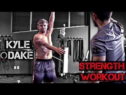Functional Patterns Movement Training Strength and Conditioning Workout With Kyle Dake