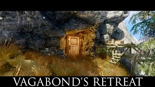 TES V - Skyrim Mods Vagabond&#39s Retreat