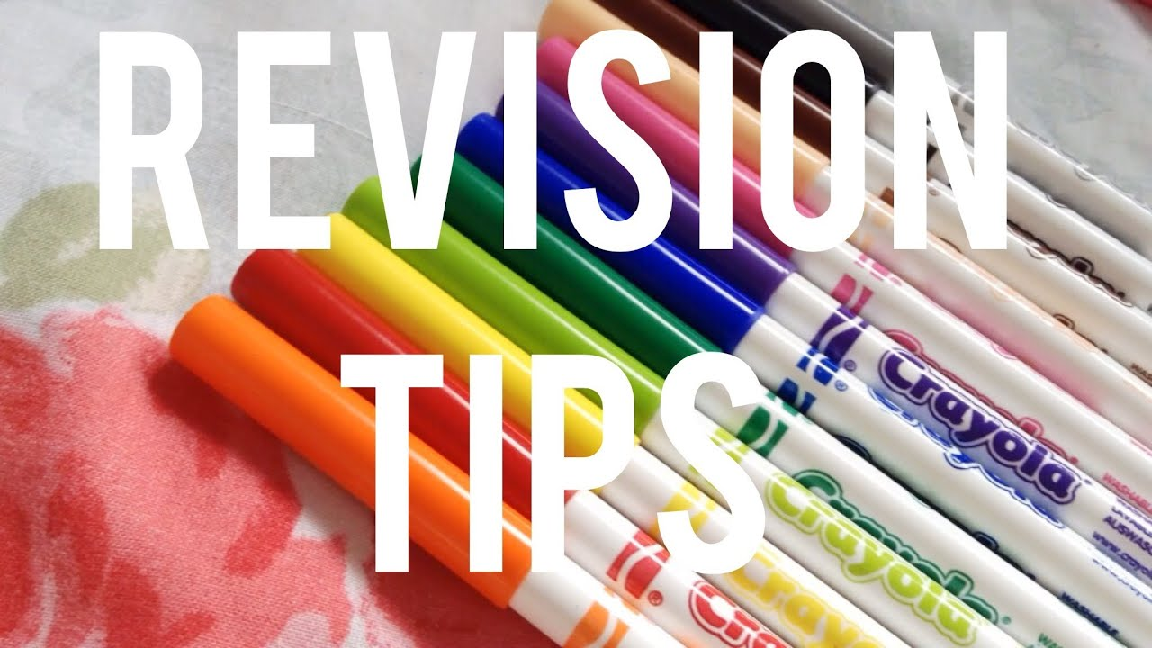 Revision tips|GCSEs and finals❤ - YouTube