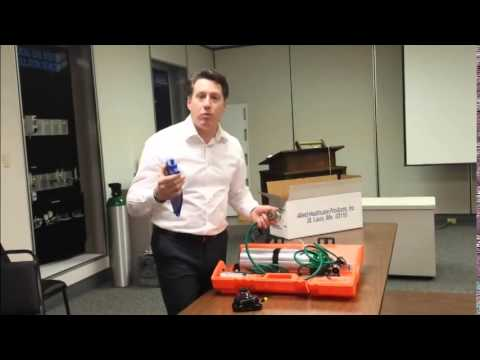 The L175 Resuscitator Kit - Demonstration and Applications for Use
