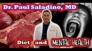 w/ Dr. Paul Saladino, MD  ||  Diet and Mental Health || Nutrition and Psychological Degeneration