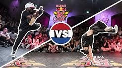 B-Boy Junior vs B-Boy Physicx | Red Bull BC One Cypher France 2017