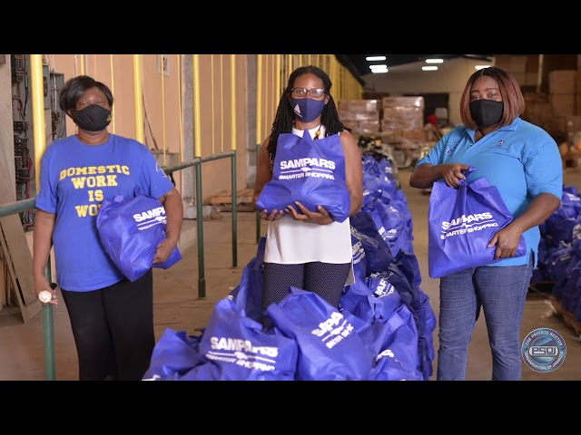 PSOJ COVID-19 Fund - Jamaica Household Workers Union