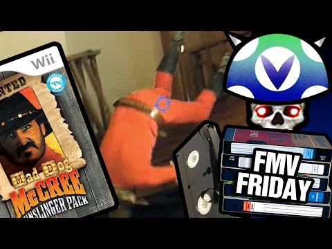 [Vinesauce] Joel - FMV Friday: Mad Dog McCree ( Gunslinger Pack )