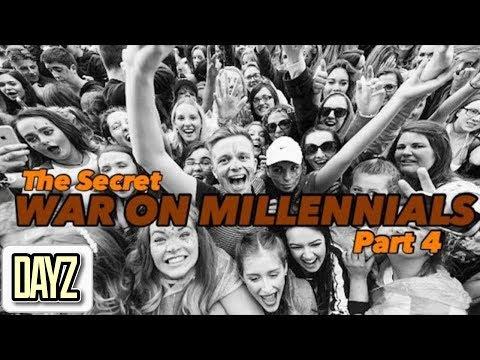 Secret War on Millennials Part 4:  (2016) Creating Pop Culture & Trends