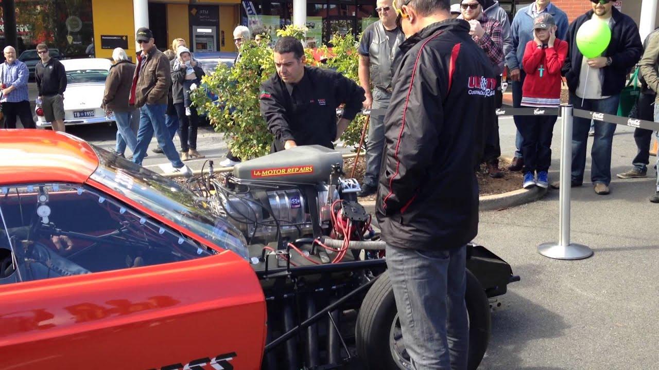 ULX110 LA Express Mustang Blown Outlaw