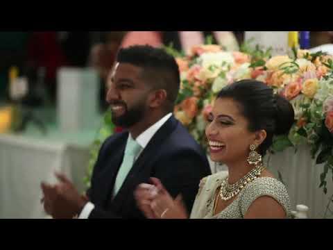 THE BOYS TAMIL DANCE VIDEO - Sat & Darani's Wedding Reception