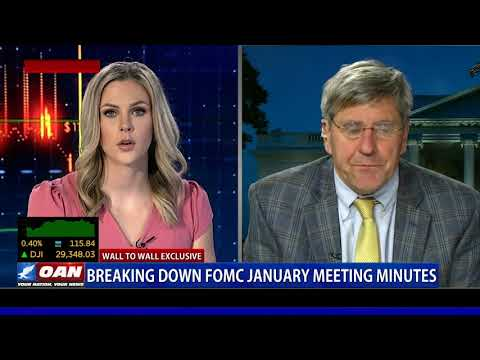 Wall To Wall: Greta Discusses Federal Reserve Minutes With Stephen Moore