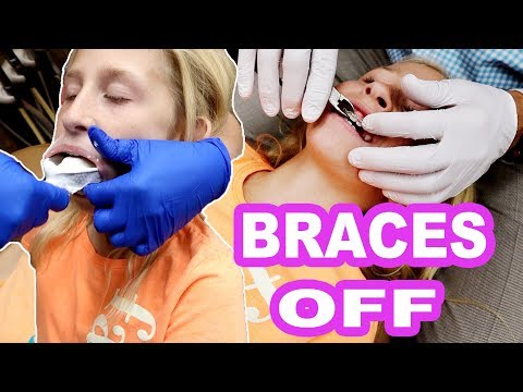 Daisy Gets Her Braces off!!! Plus 3 marker Halloween Art Challenge funny video