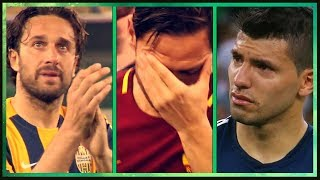 Lacrime nel Calcio #2 - Quando un uomo piange