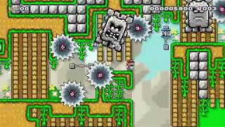 POWer Speed Run: Beating Super Mario Maker's Requested Levels!