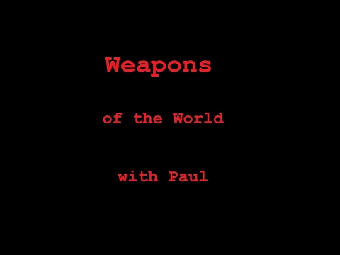 Weapons of the World: CX4 Storm