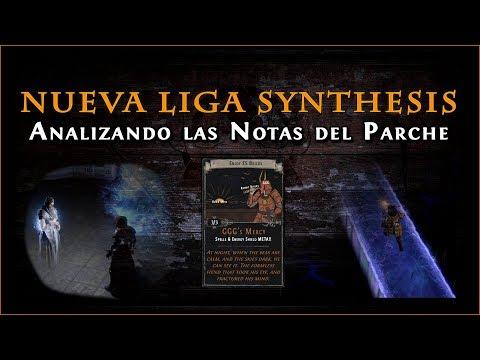 Path Of Exile 3.6 (Versión LARGA) - Liga Synthesis || Notas Del Parche 3.6