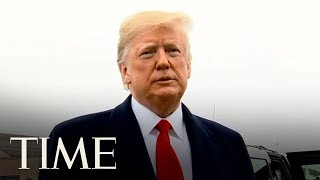 President Trump Defends His Backing Controversial Anti-Migrant Ad Pulled by Fox News & More | TIME