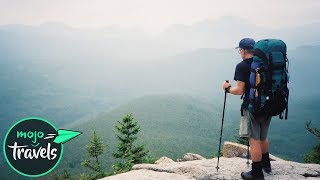 Top 10 Legendary Hiking Trails You NEED to Explore