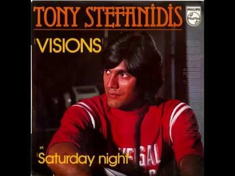Tony Stefanidis : Un jour peut-être (1973) poster