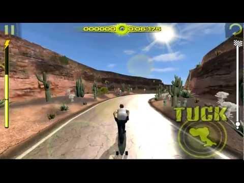 Downhill Xtreme - игры для планшетов и смартфонов
