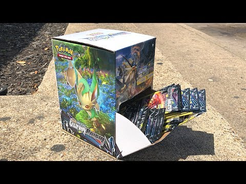 I BOUGHT THE WHOLE BOX! - Opening Ultra Prism Pokemon Cards From Dollar Tree Haul! (RARE PULLS!)