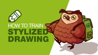 How to train: STYLIZED DRAWING