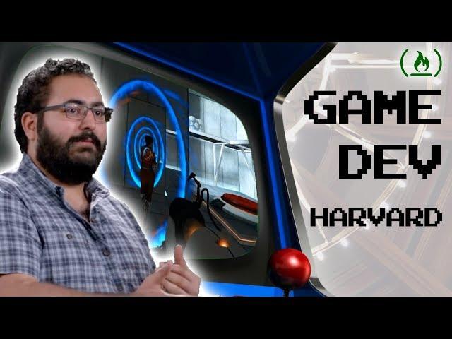 Valve developers discuss Portal problems  - CS50's Intro to Game Development