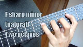 Guitar Lesson 5 Grade 5 Part 1   Scales