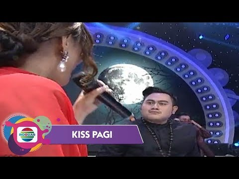 Nassar Lamar Zaskia Gotik di Panggung LIDA - Kiss Pagi