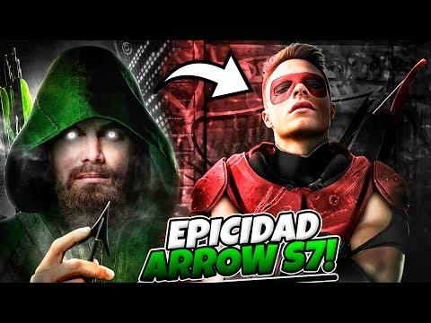 ¡ROY Cambiará y Black Siren BUENA! 🏹 Arrow Temporada 7
