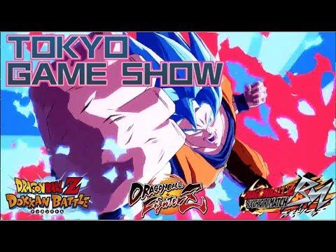 Tokyo Game Show News & Hype! Dragonball FighterZ, Dokkan Battle, & Bucchigiri Match | Translations