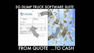 3G DUMP TRUCK SOFTWARE SUITE