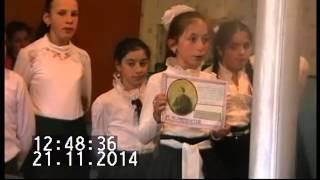 Классный час посвященный  М. Ю.Лермонтову в 6 классе у Ашаевой А.К