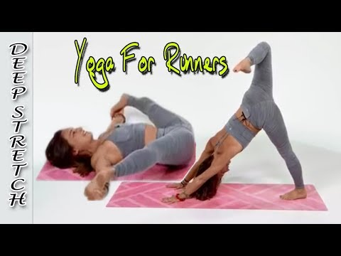Best Yoga Practice For Runners | 25 Min Sequence | Deep Stretch