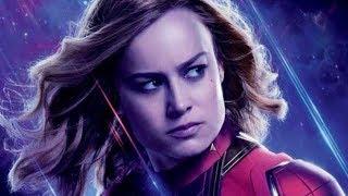 Команда Мстителей: Финал снова защищает сцену с женщинами