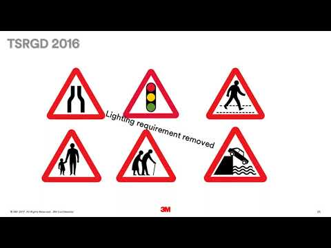 3M Traffic Sign Illumination Webinar - What you need to know