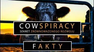 SZOKUJĄCE FAKTY || Cowspiracy