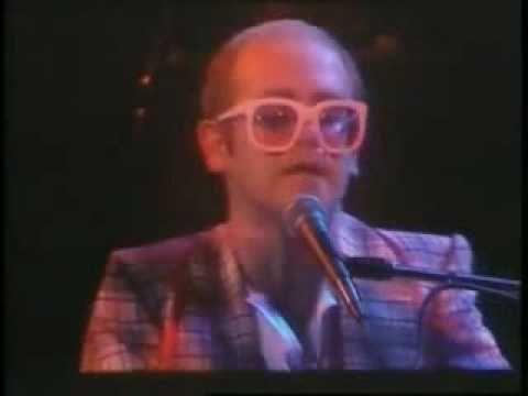 Elton John-Don't Let the Sun Go Down on Me(Edinburgh 1976)
