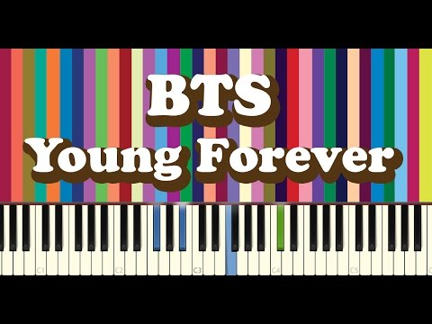 BTS(방탄소년단) - Young Forever piano cover