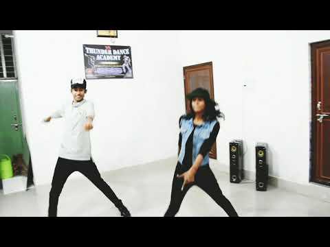 MI GENTE | dance performed by | PRATIK and KAJAL |