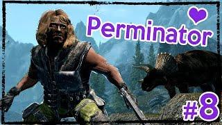 Modded Hardcore Skyrim: Perminator the Psychotic [Ep. 8]